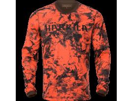 T-Shirt Härkila WILD BOAR PRO L/S AXIS