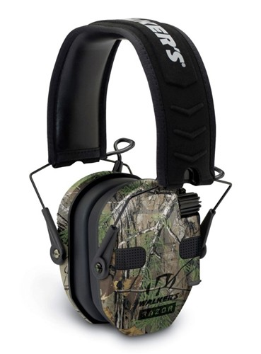 Casque WALKER'S RAZOR Slim Shooter Quad Electronic Muff