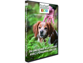 Du Dressage à la chasse avec l'Epagneul Breton DVD Seasons