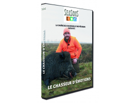 Le Chasseur d'Emotions DVD Seasons
