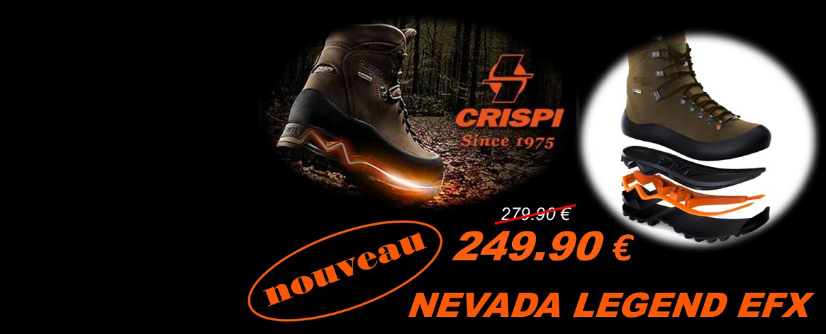 CRISPI NEVADA LEGEND EFX